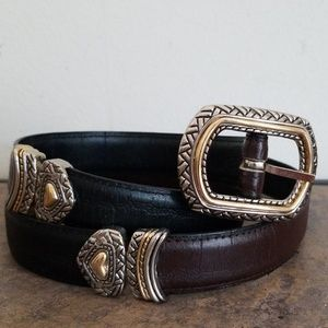 Accessories - Leather Convertible Belt